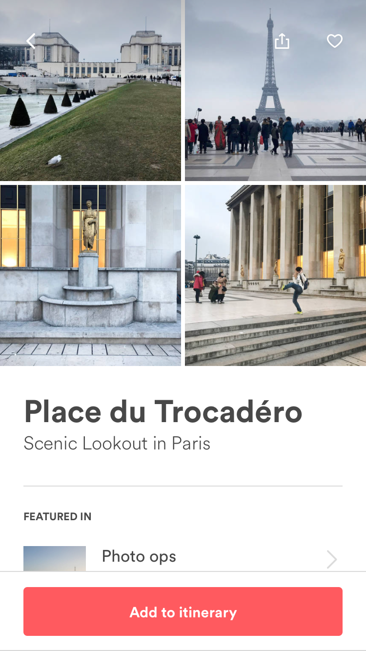 Paris Guidebooks – Marc Nouss, Photo Ops 4