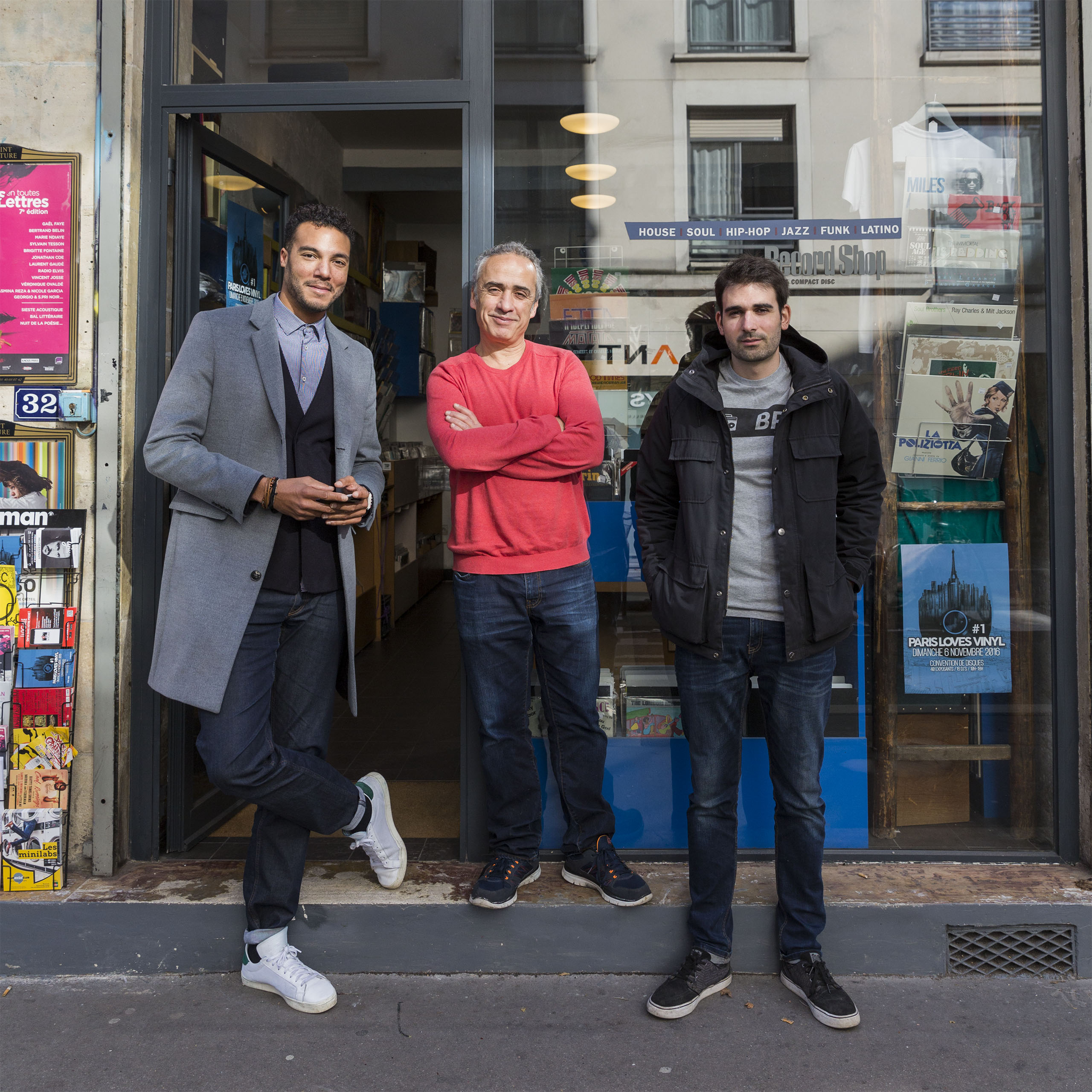 Paris – Antoine, Vinyl Culture of Paris 1