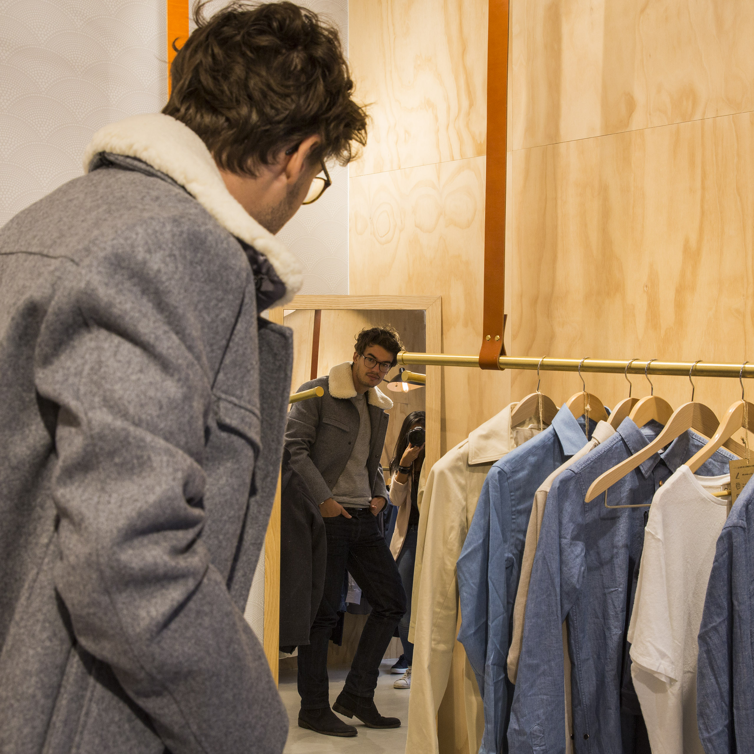 Paris – Geoffrey, Inside a Men's Fashion Startup 4