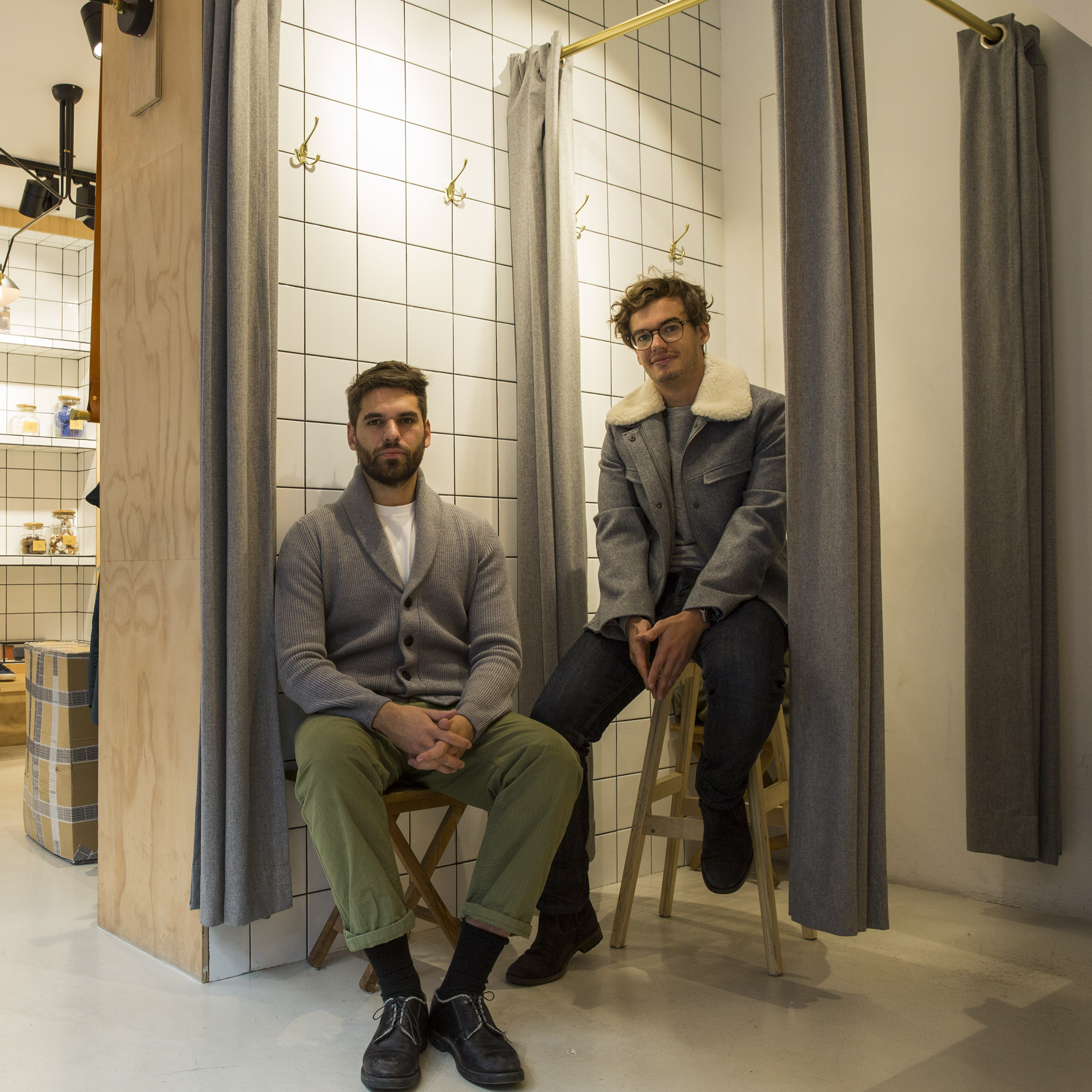 Paris – Geoffrey, Inside a Men's Fashion Startup 5