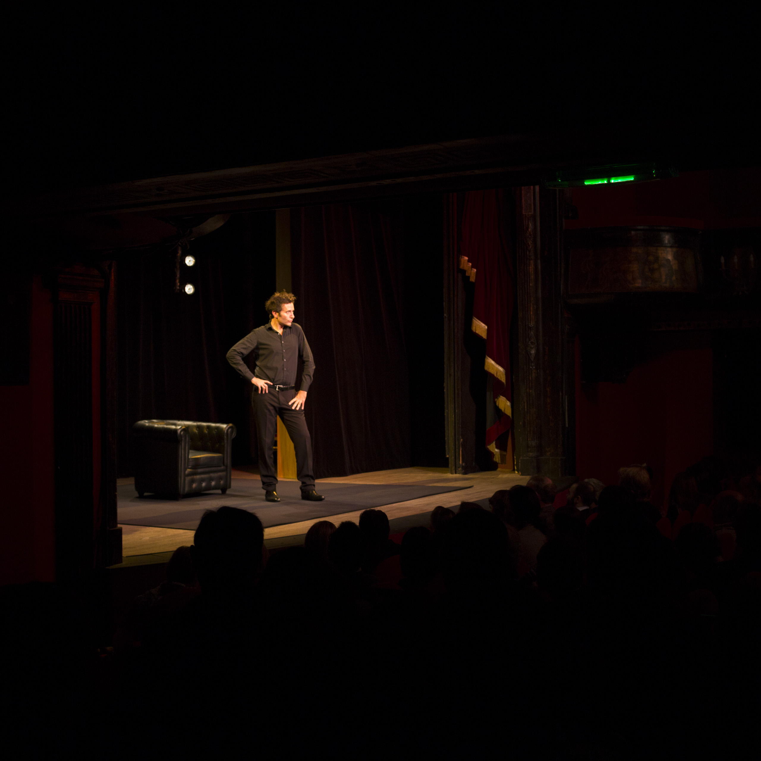 Paris – Oliver,  A VIP Comedy Evening (in English!) 5
