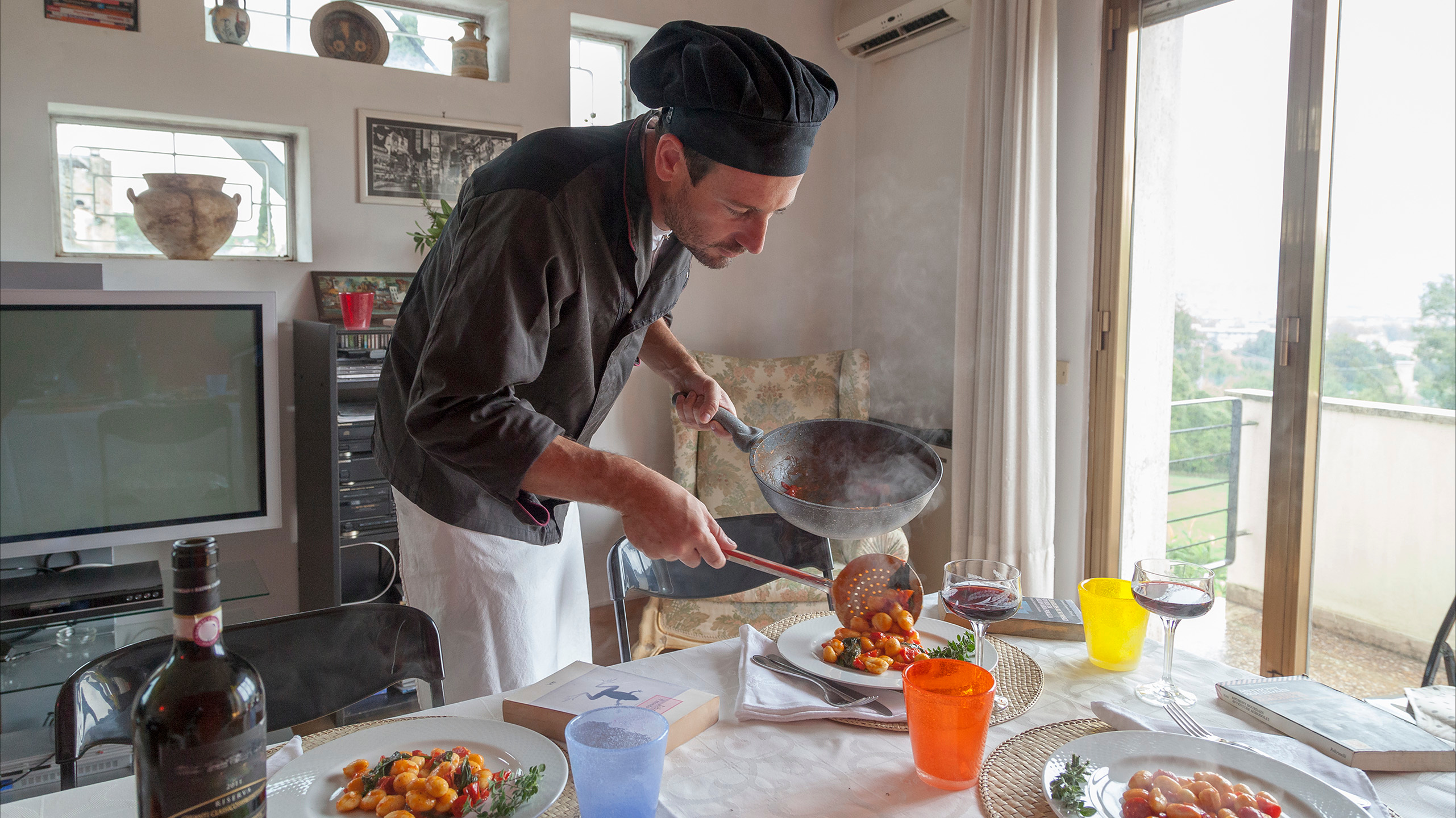 Florence Experience – Massimiliano, Tuscan Lunch & Max's Pasta Workshop 7