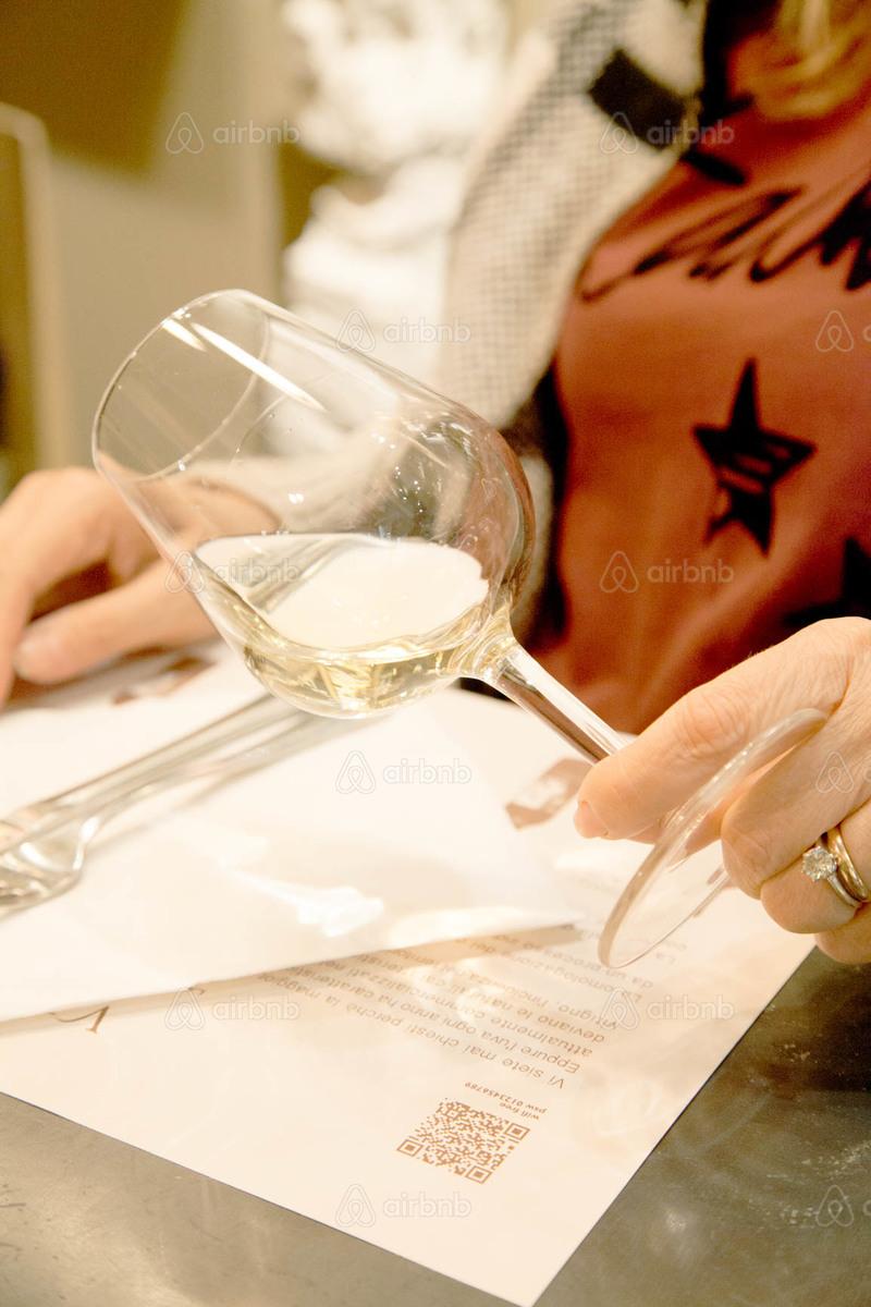Florence Experience – Elisabetta, Organic Wines Secrets 3