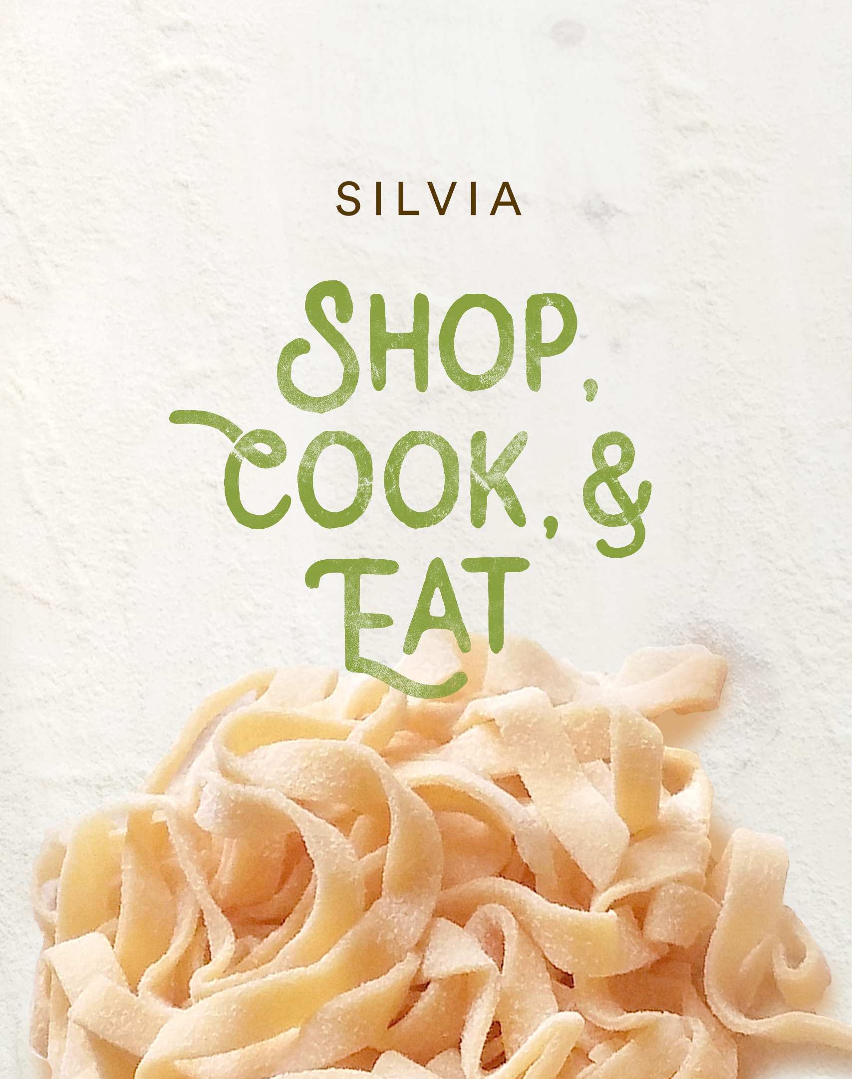 Rome – Silvia, Shop, Cook & Eat 6