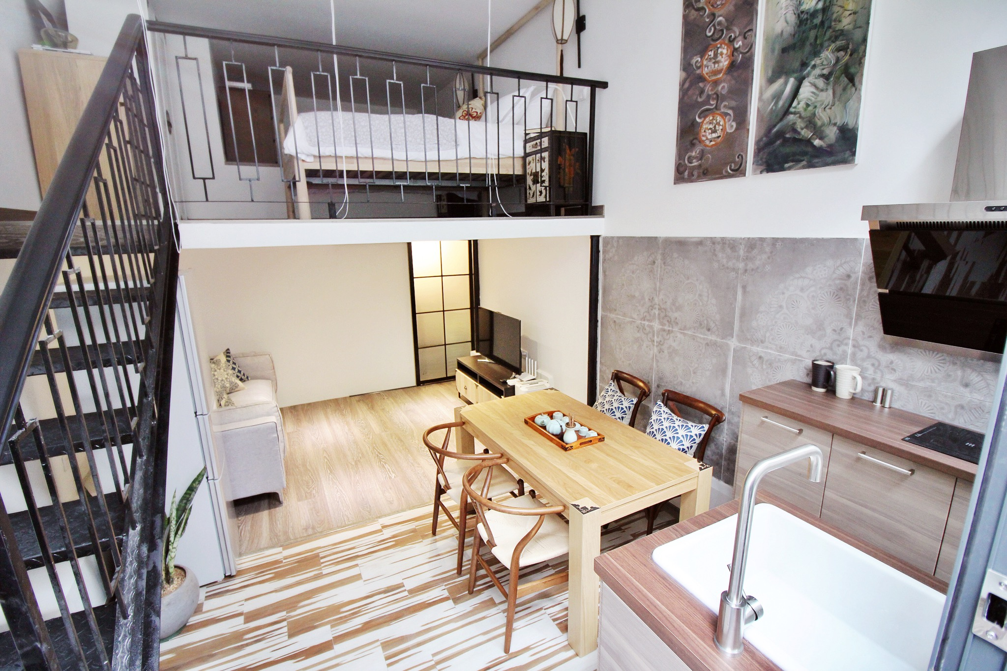 China Listing – French Concession! Hidden in the Bustling Quiet and Elegant Shikumen Garden House 4