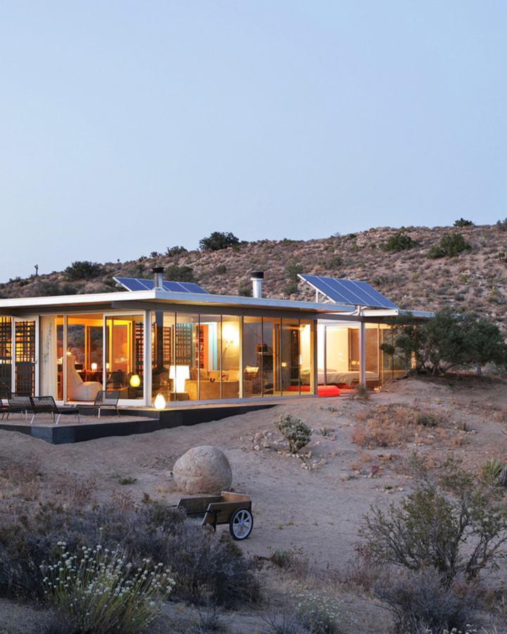 Onde todos querem se hospedar: 10 de Nossas casas mais desejadas