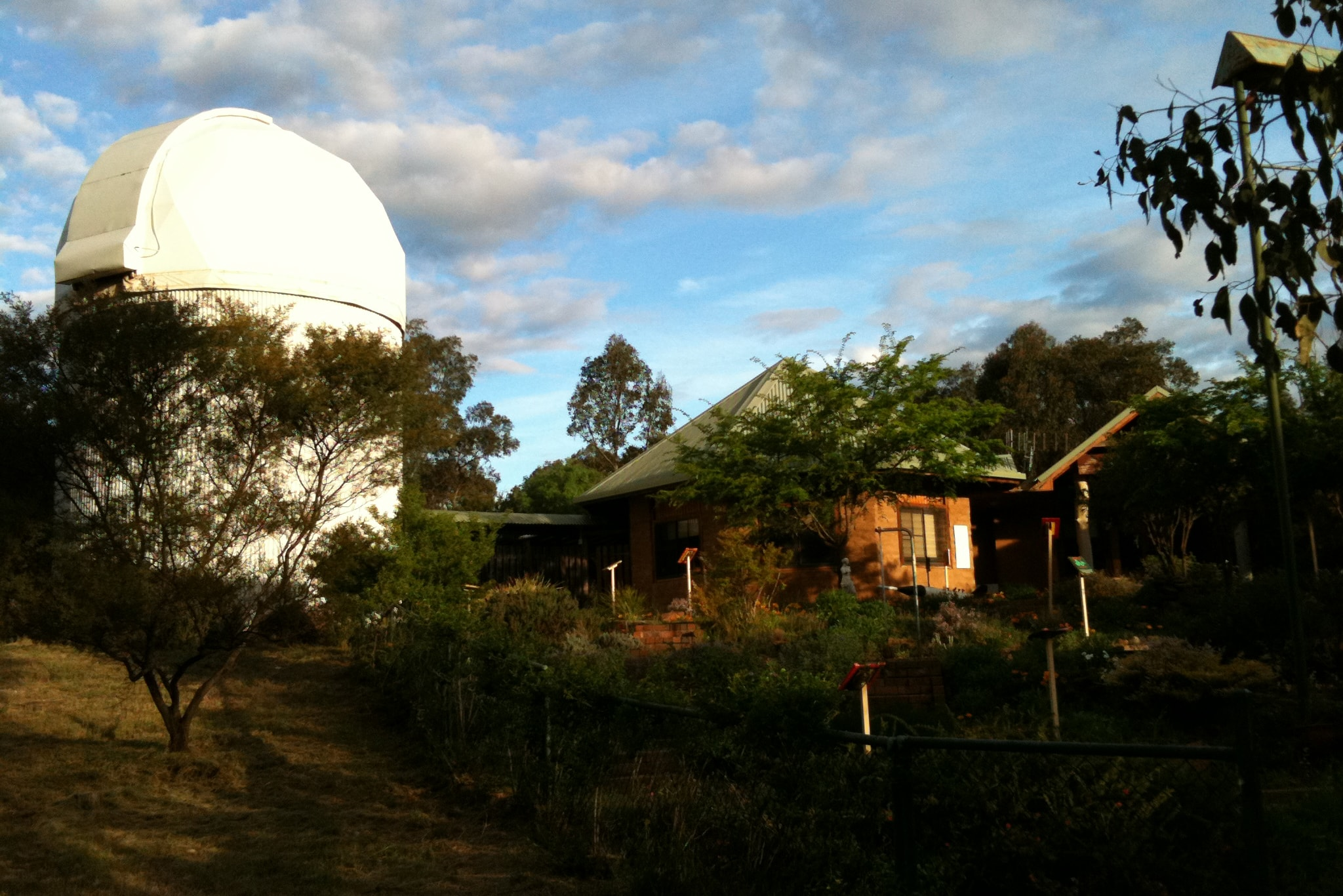 Skywatch Observatories Dome Stays, Coonabarabran, Australia